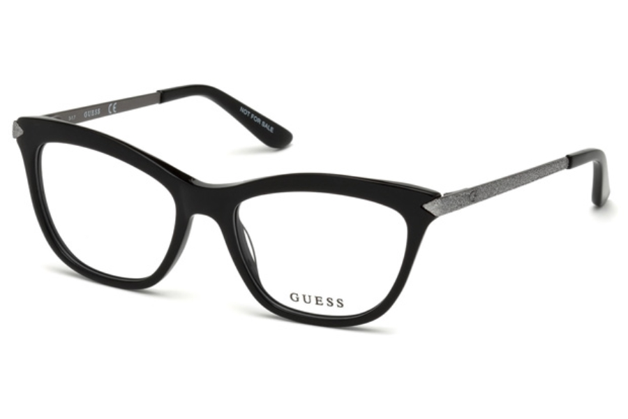 Guess GU 2655 Eyeglasses in 005 - Black/other