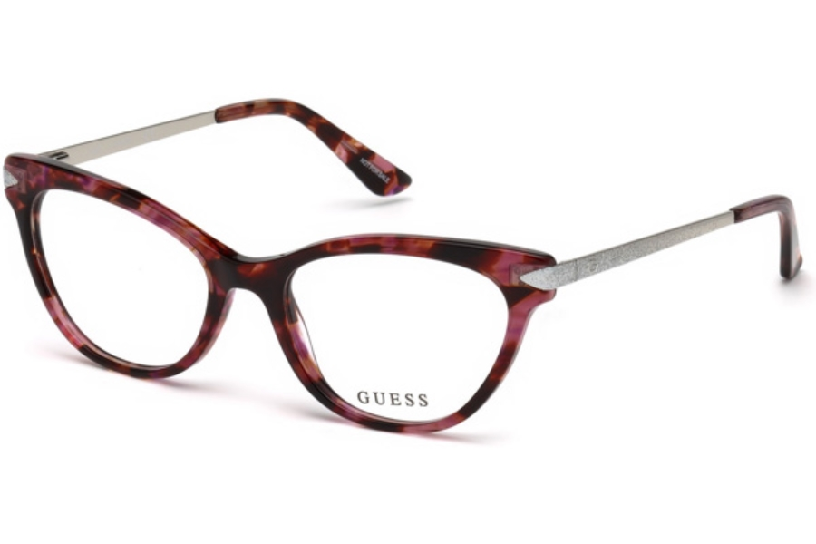 Guess GU 2683 Eyeglasses in 074 - Pink /other