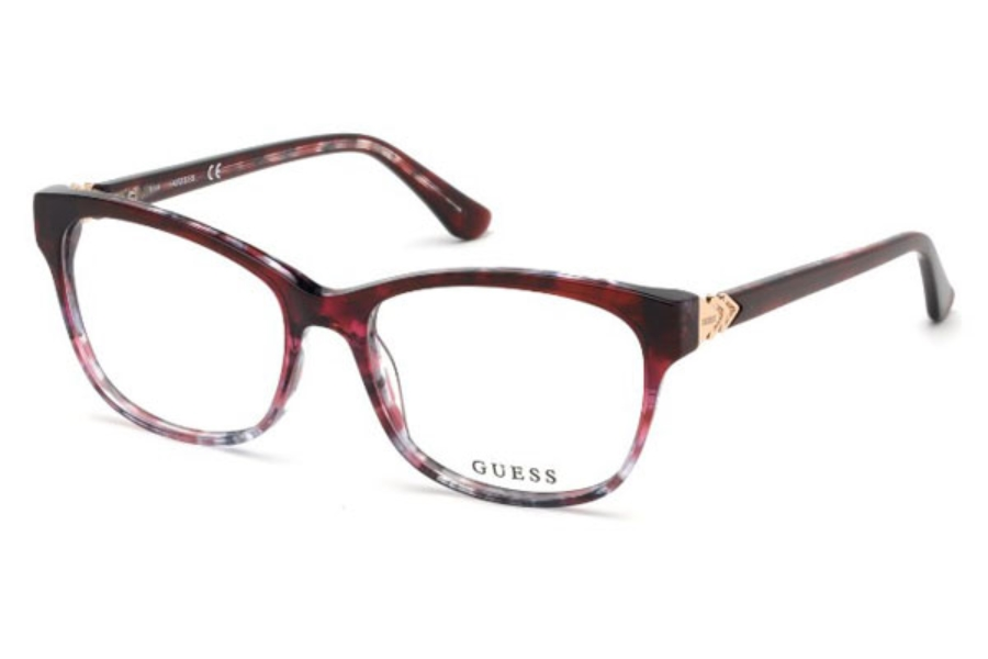 Guess GU 2696 Eyeglasses in 074 - Pink /other