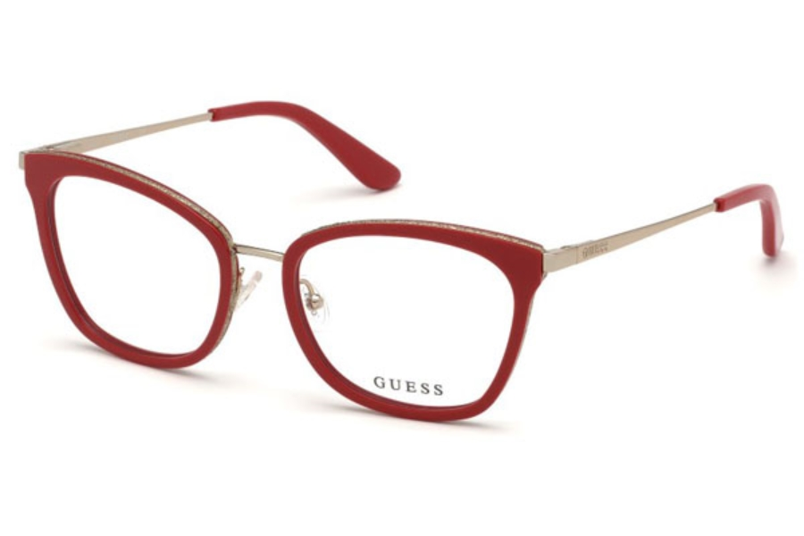Guess GU 2706 Eyeglasses in 068 - Red/other