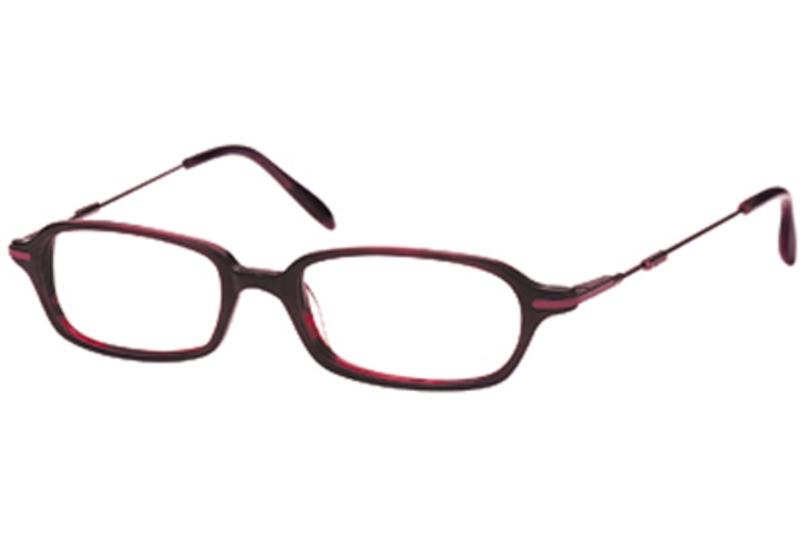Guess GU 4133 Eyeglasses in RB RUBY HORN