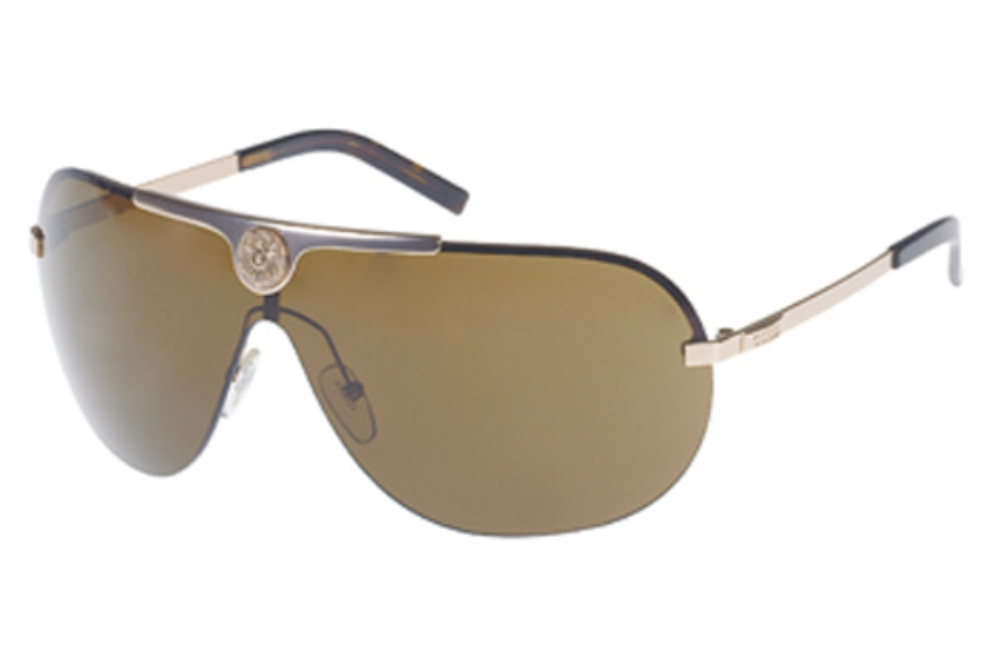 Guess GU 6425 Sunglasses in (TO-1) Tortoise w/Brown Lenses