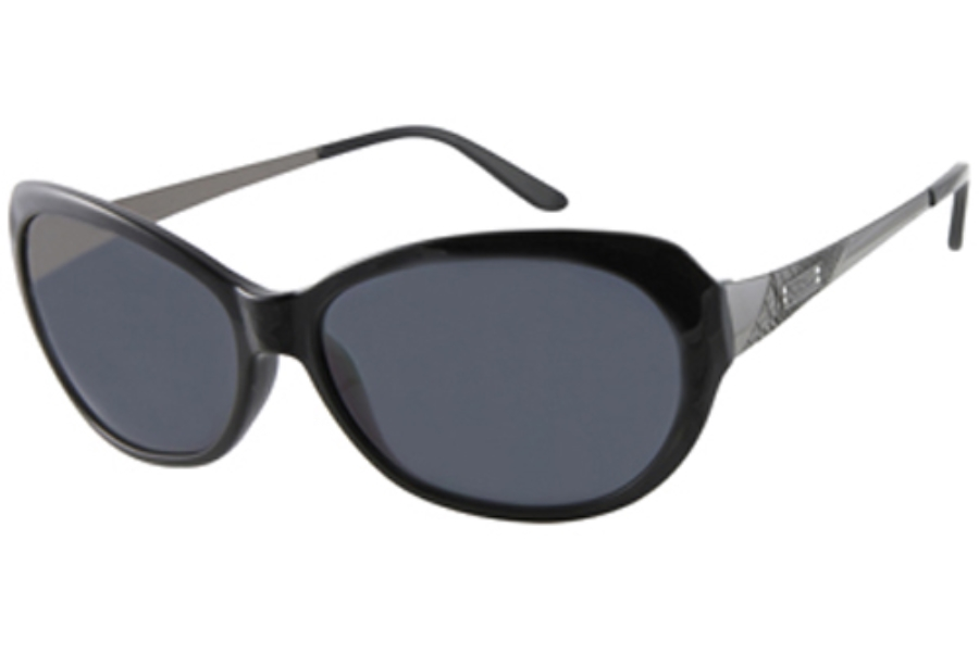 Guess GU 7104 Sunglasses in BLK-3 BLACK