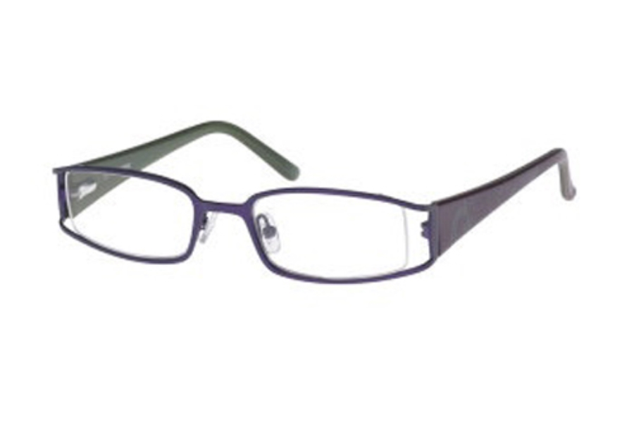 Guess GU 9014 Eyeglasses in PUR PURPLE