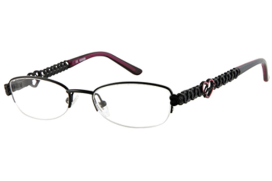 Guess GU 9050 Eyeglasses in BLK SATIN BLACK