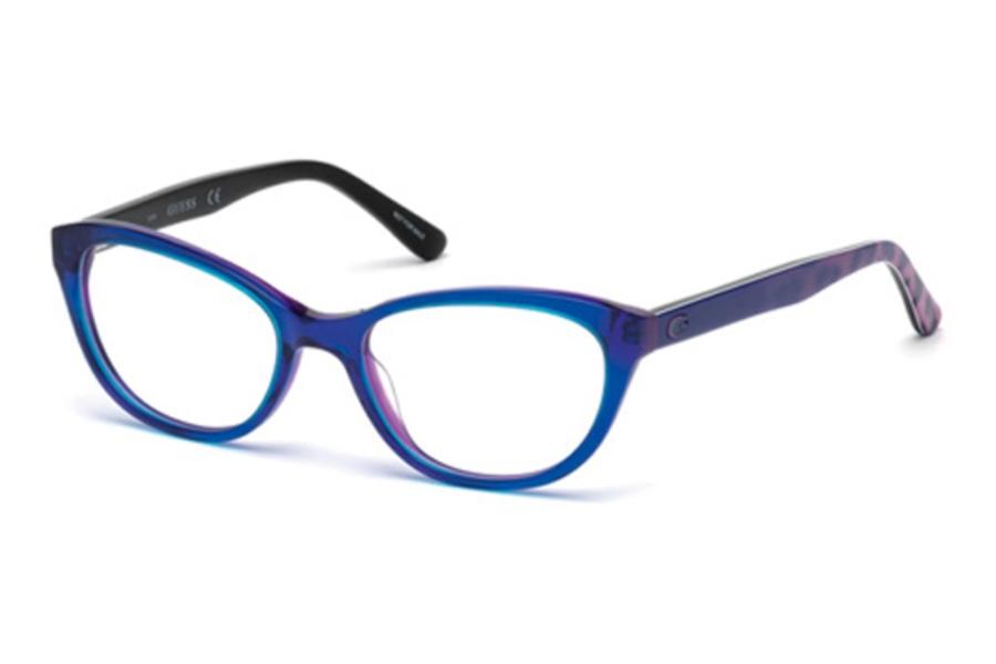 Guess GU 9169 Eyeglasses in 092 - Blue/Other