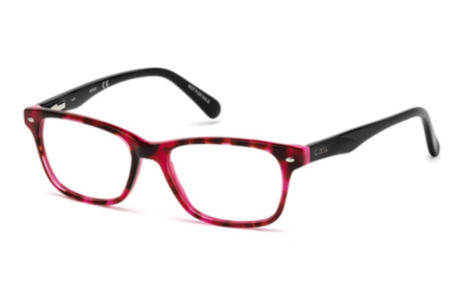 Guess GU 9172 Eyeglasses in 074 - Pink /Other