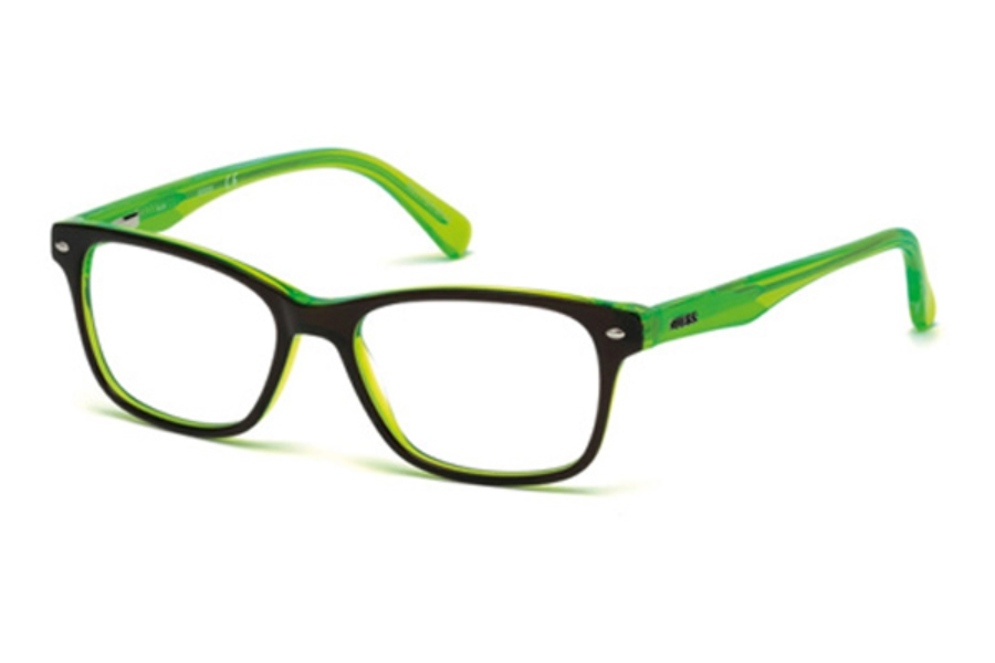 Guess GU 9172 Eyeglasses in 095 - Light Green/Other