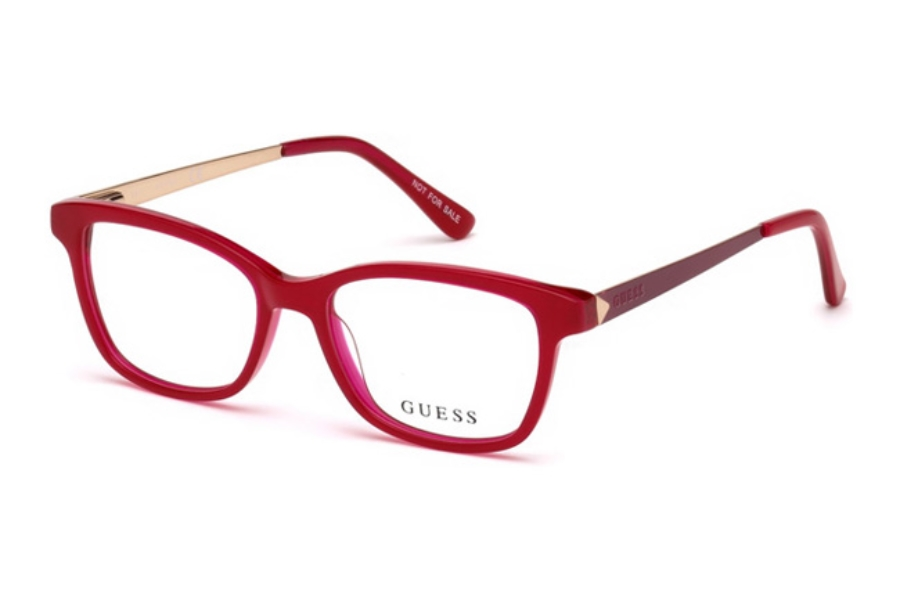 Guess GU 9177 Eyeglasses in 074 - Pink /Other