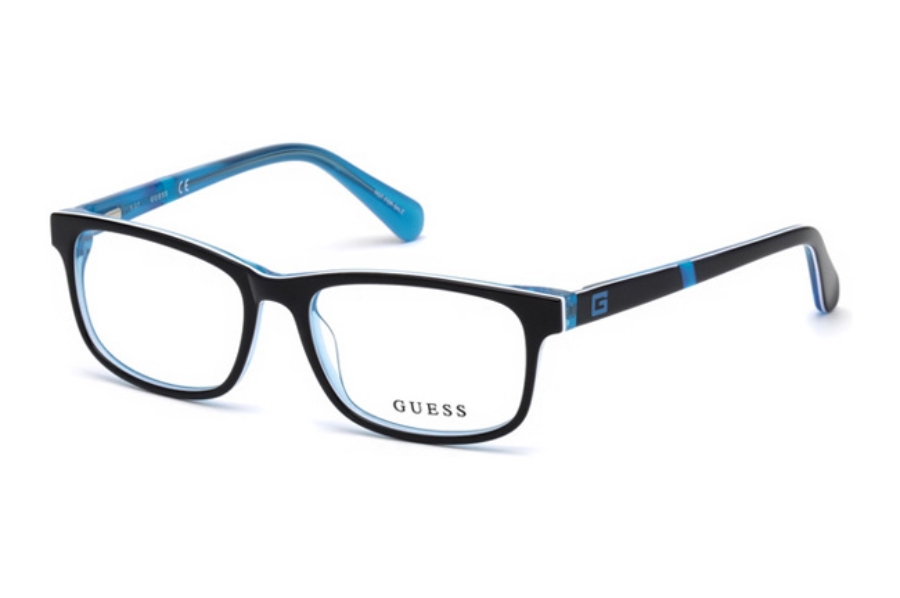Guess GU 9179 Eyeglasses in 005 - Black/Other