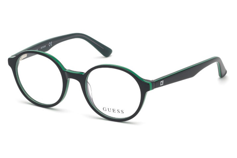 Guess GU 9183 Eyeglasses in 005 - Black/other