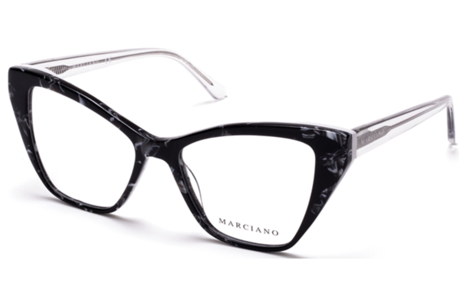 Guess by Marciano GM 328 Eyeglasses in 005 - Black/other