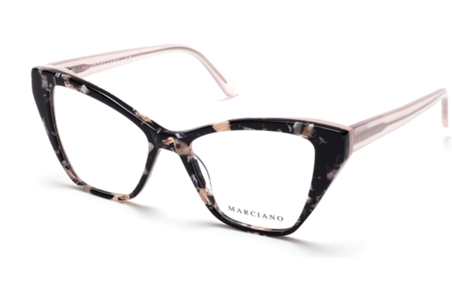 Guess by Marciano GM 328 Eyeglasses in 056 - Havana/other
