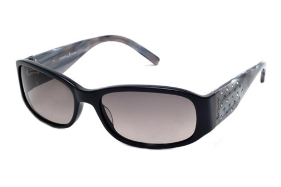 Guess by Marciano GM 609 Sunglasses in GRY-35 GRAY