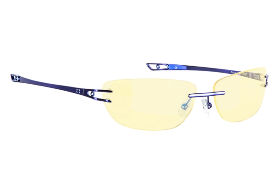 Gunnar Optiks Jem Eyeglasses in Cobalt