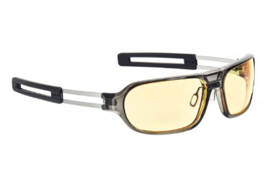 Gunnar Optiks Trooper Eyeglasses in Smoke