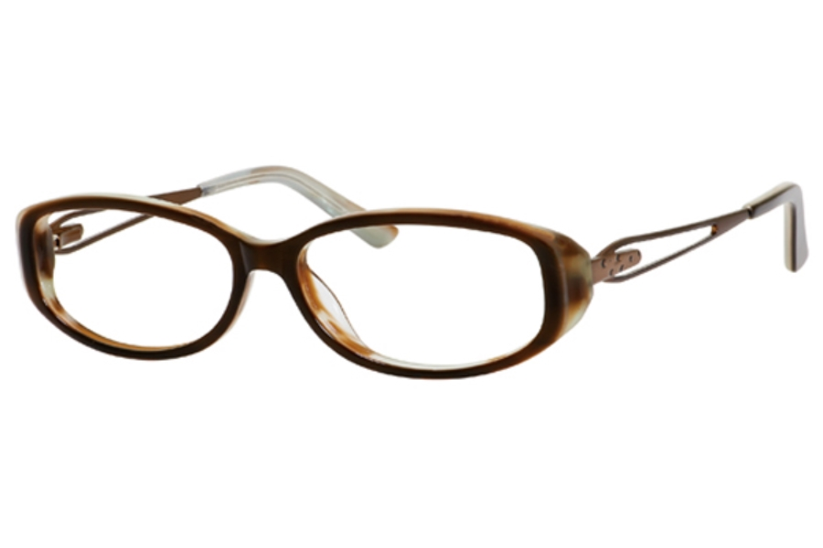Ernest Hemingway H4655 Eyeglasses in Brown