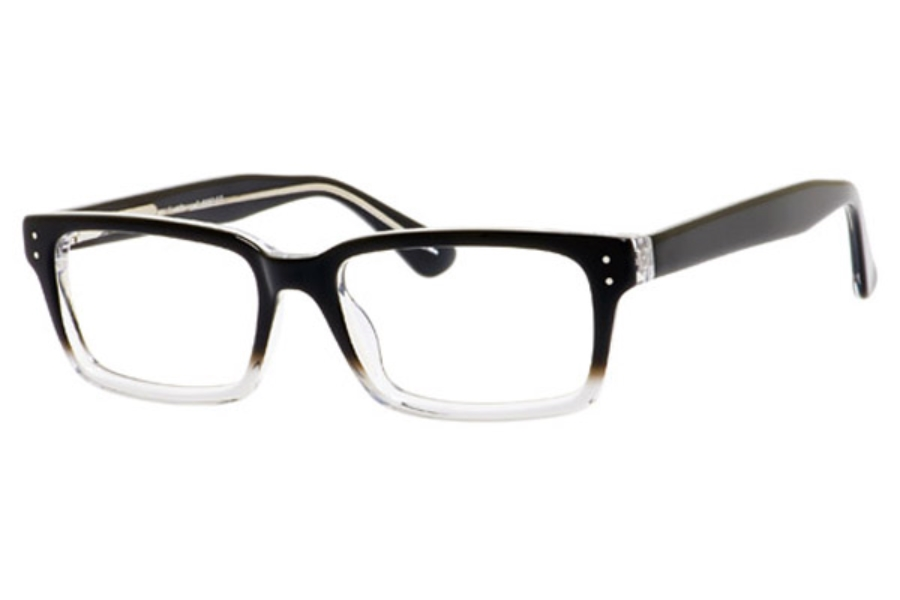 Ernest Hemingway H4660 Eyeglasses in Black/Crystal