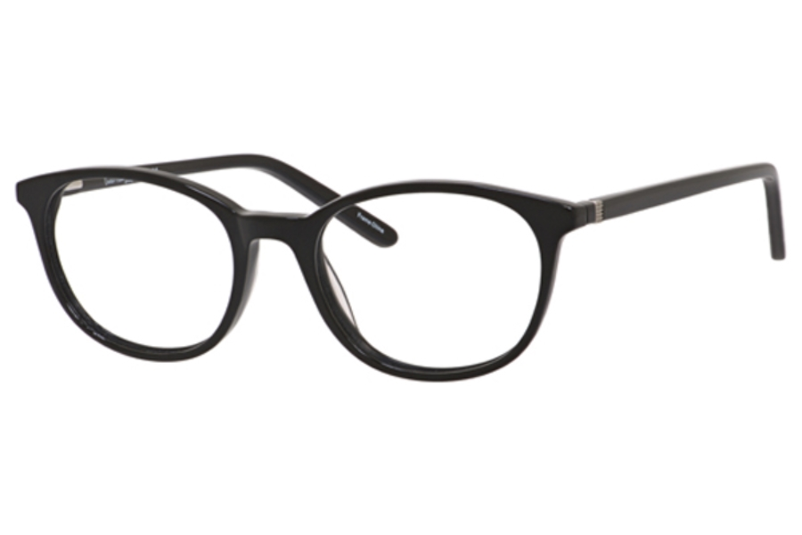 Ernest Hemingway H4677 Eyeglasses in Shiny Black
