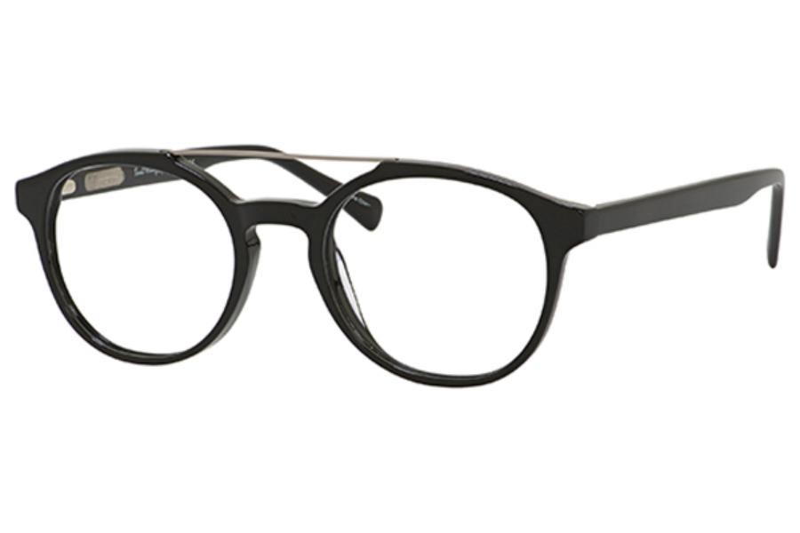 Ernest Hemingway H4826 Eyeglasses in Shiny Black