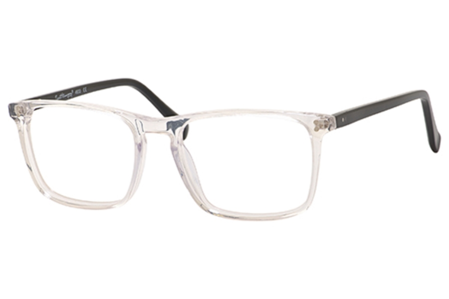 Ernest Hemingway H4833 Eyeglasses in Crystal Black