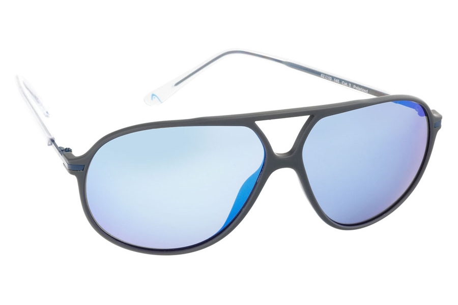 Head Eyewear HD 12017 Sunglasses in Transparent Blue