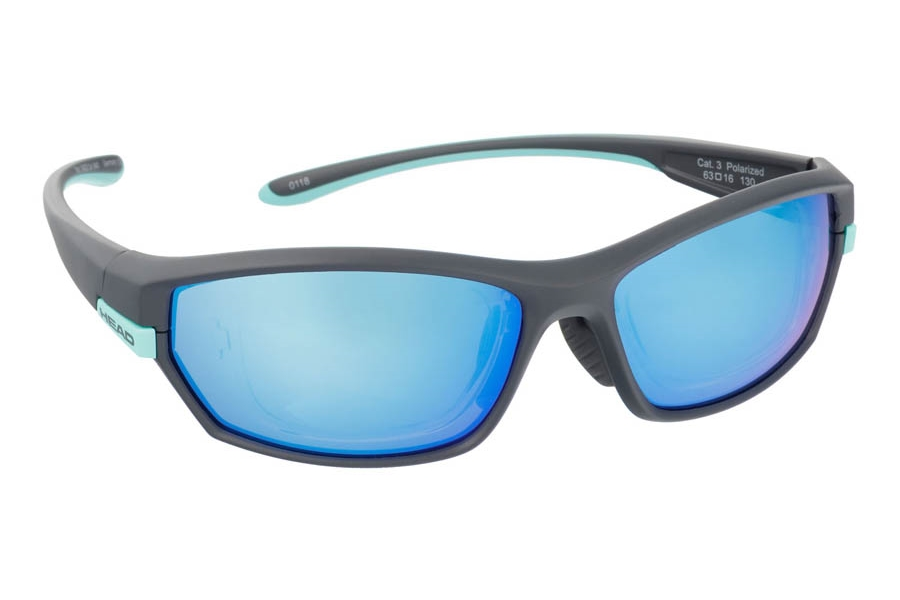 Head Eyewear HD 14002 Sunglasses in Grey Turquoise