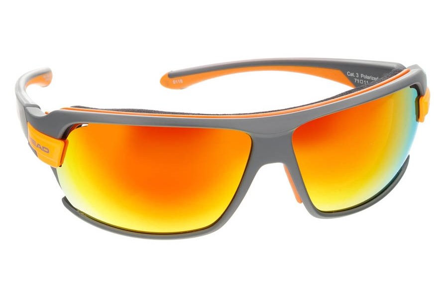 Head Eyewear HD 15004 Sunglasses in Grey Orange