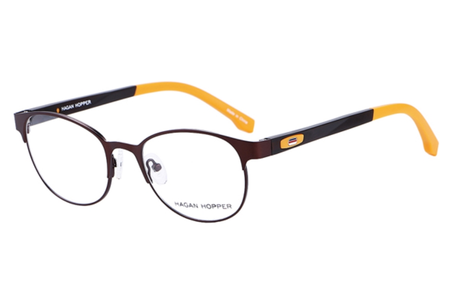 Hagan Hopper H6025 Eyeglasses in Hagan Hopper H6025 Eyeglasses