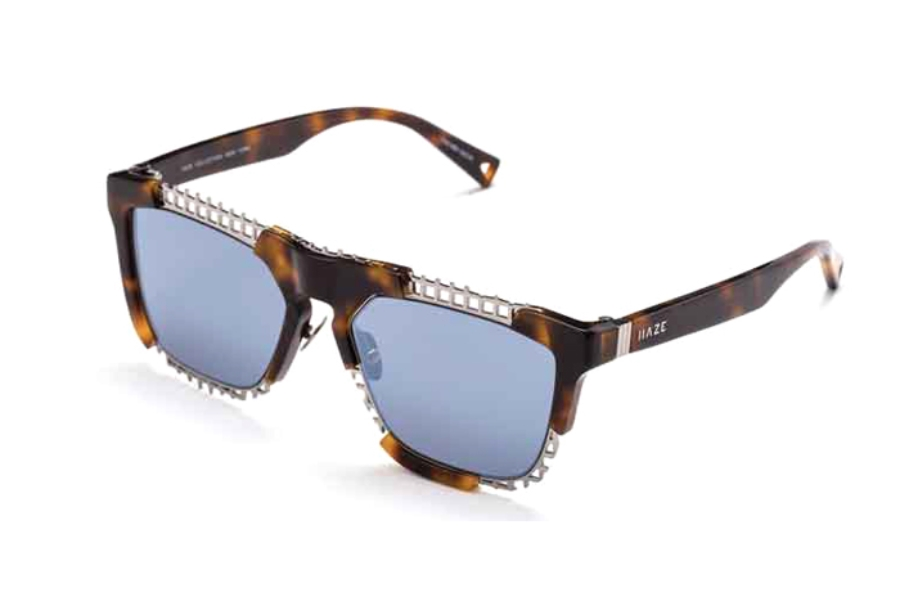 Haze Haze Coz Sunglasses in Soft Tortoise