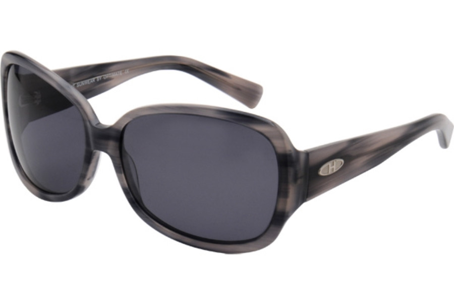 Heat HS0217 Sunglasses in GRY GREY
