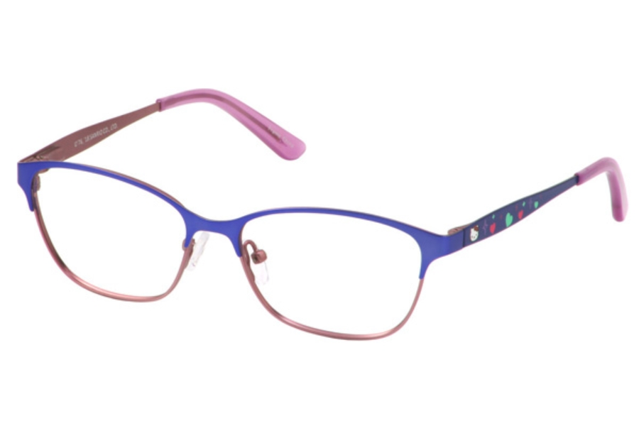 Hello Kitty HK 292 Eyeglasses in Blue