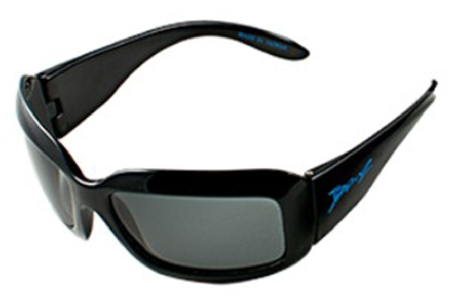 Hilco Leader Sports J Banz Sunglasses in CH-1098 Black Square