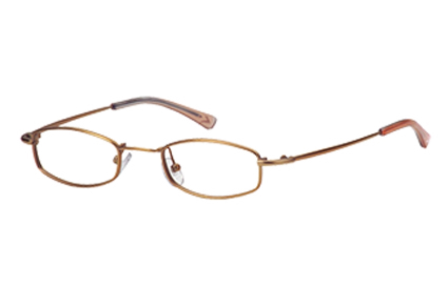 Hilco LeaderMax LM302 Eyeglasses in 383020012 Taupe (44-20-120)