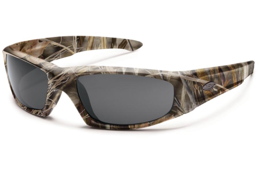 38c6aebc6c ... Polarized Brown  Smith Optics Hudson Tactical Sunglasses in Real Tree  Max 4   Gray Lens ...