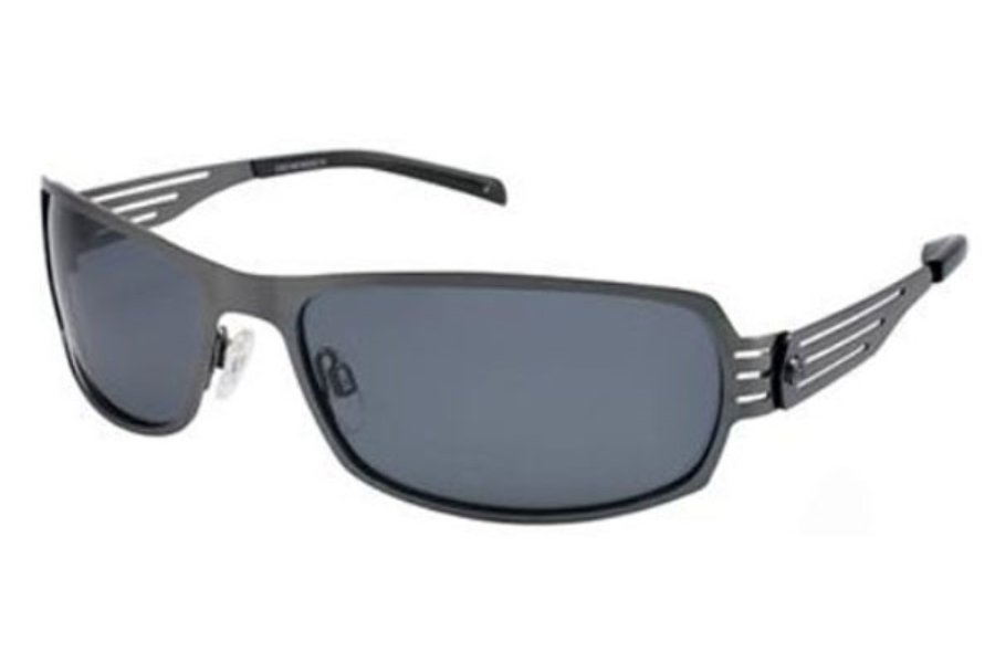 Humphreys 586030 Sunglasses in Shiny Black (30)