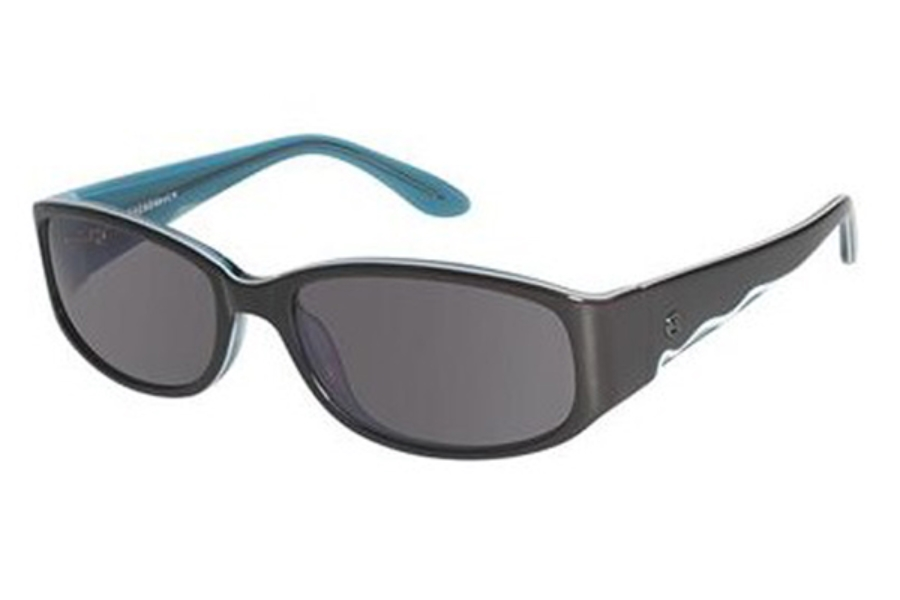 Humphreys 588031 Sunglasses in Brown/Turquoise (60)