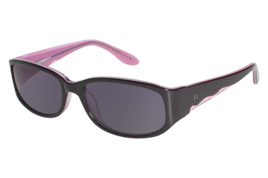 Humphreys 588031 Sunglasses in Burgundy/Pink (50)