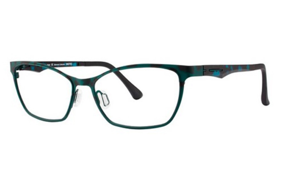 Innotec CAMERON Eyeglasses in 5322 AQUA/GREEN DEMI
