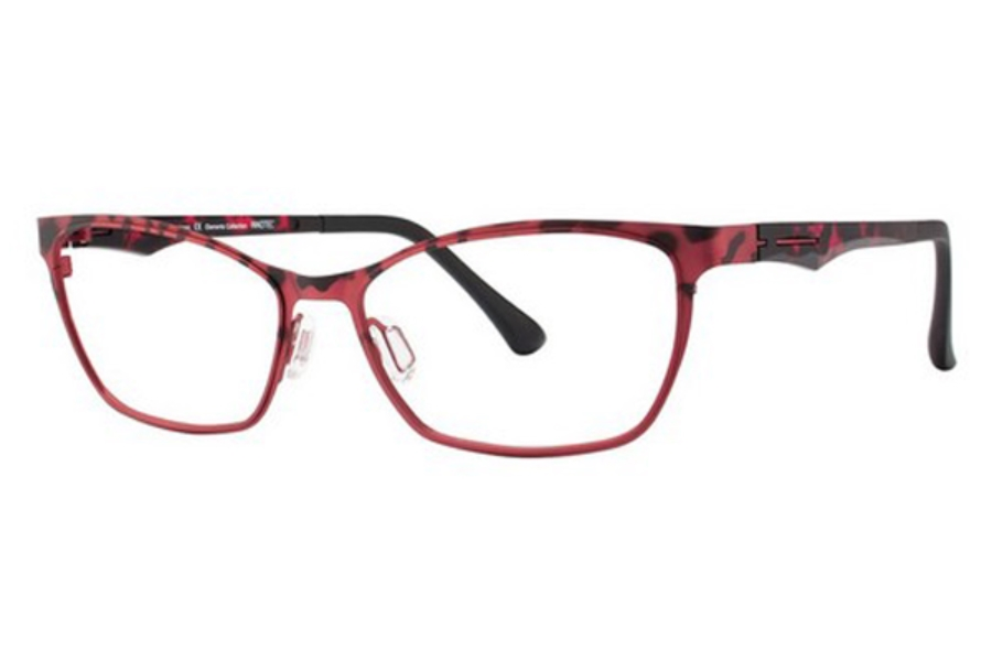 Innotec CAMERON Eyeglasses in 5453 RASPBERRY/RED DEMI