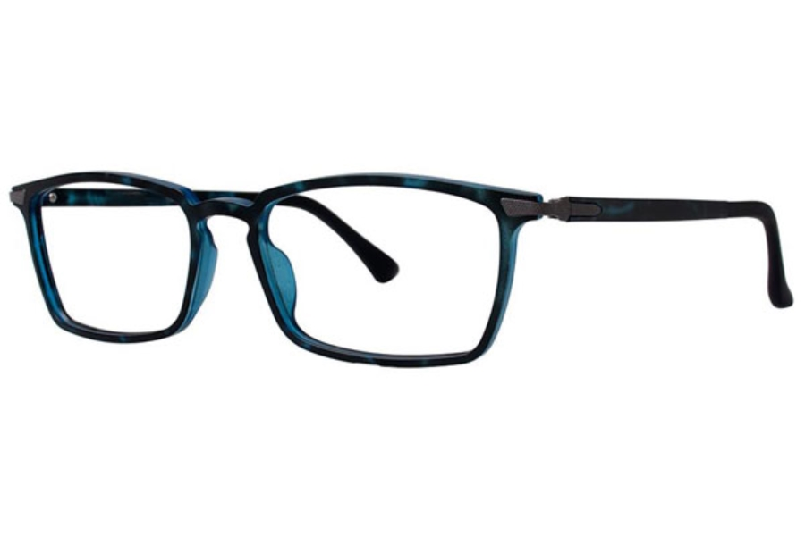 Innotec ORION Eyeglasses in 5311 Blue Demi/Gunmetal