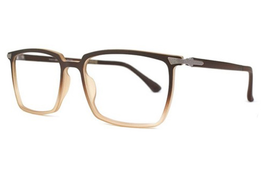 Innotec SPENSER Eyeglasses in 5175 BROWN FADE/SILVER