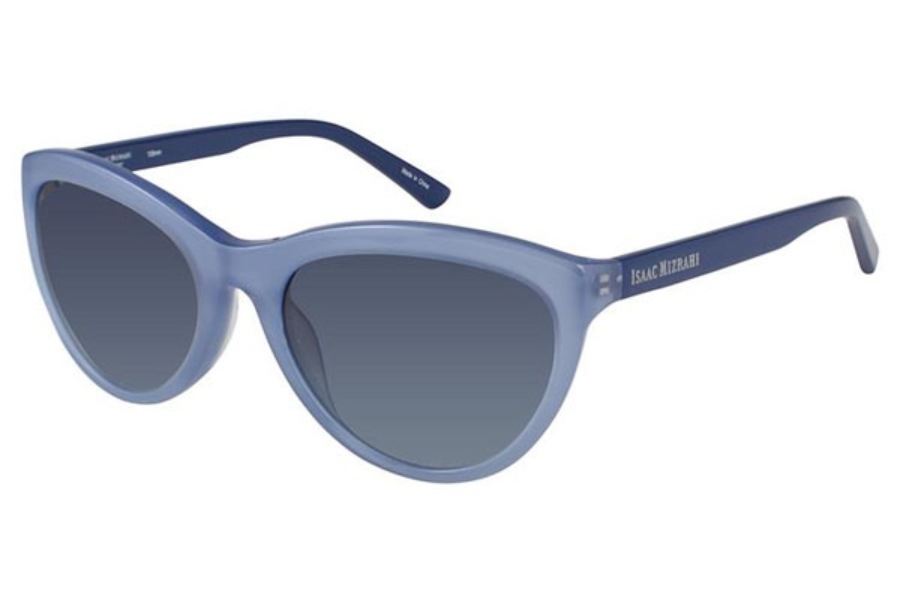 Isaac Mizrahi IM 30223 Sunglasses in Blue