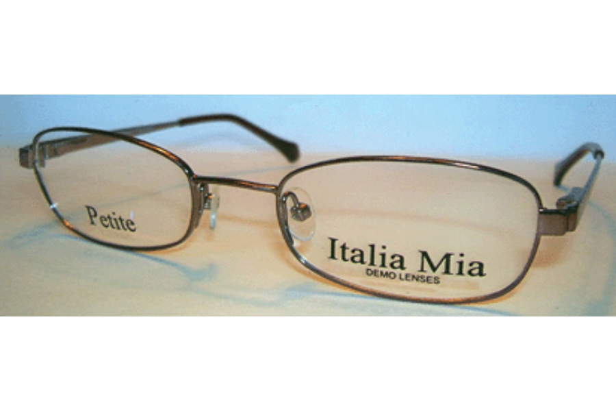 Italia Mia IM 090 Eyeglasses in Brown