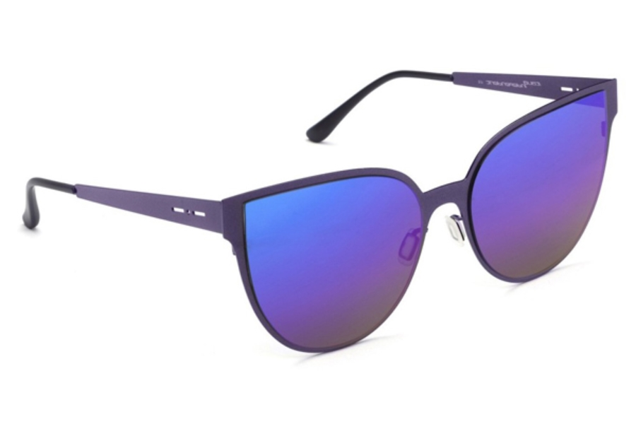 Italia Independent I-I MOD METAL 0511 Sunglasses in Italia Independent I-I MOD METAL 0511 Sunglasses