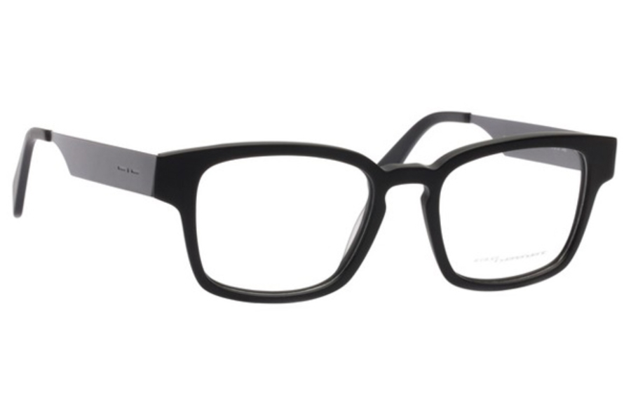 Italia Independent 5581 Eyeglasses in 009 Black