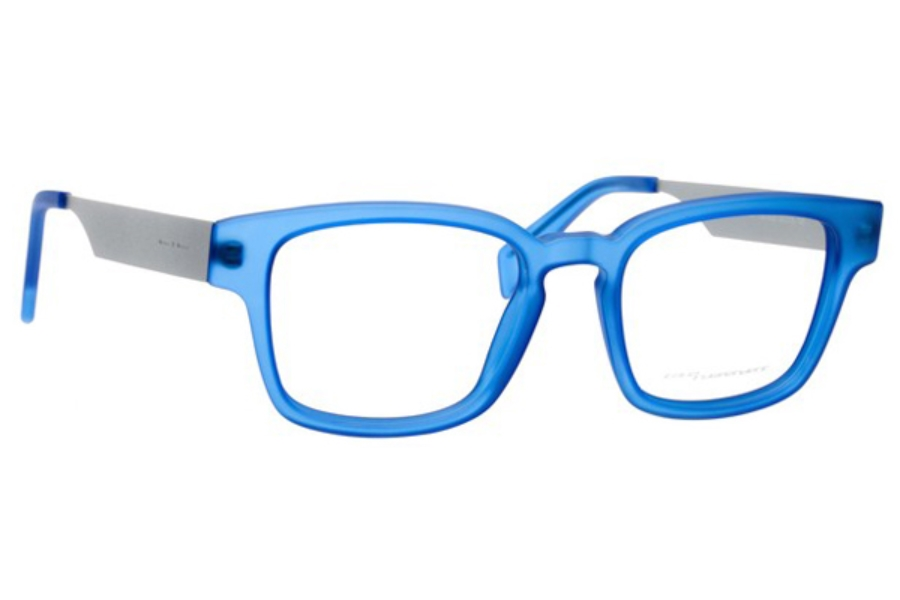 Italia Independent 5581 Eyeglasses in 020 Royal Blue