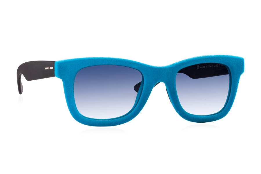 Italia Independent 0090VB Sunglasses in 027 Sky Led