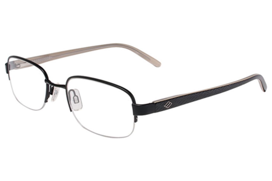 Joseph Abboud JA163 Eyeglasses in 001 Blacksack