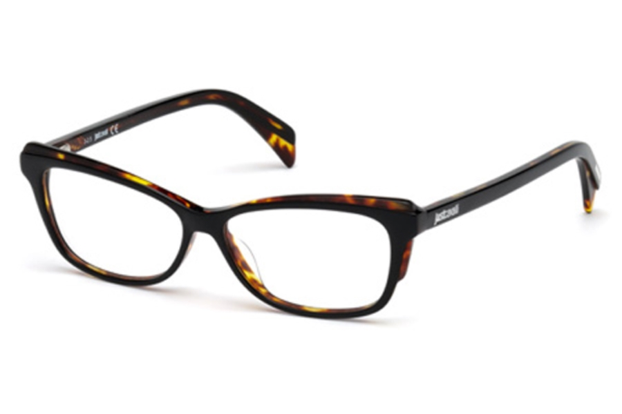 Just Cavalli JC0771 Eyeglasses in 005 - Black/Other